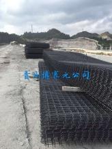 贵龙大道钢筋网工程